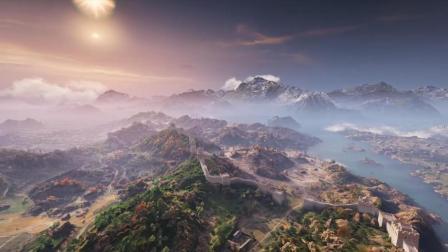 坦克世界游戏资讯: 穿越到了古代仙侠世界? 钢铁长城重置后首秀!