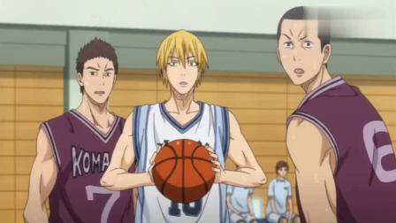 黑子的篮球: 当黄濑知道黑子的强大时, 开始尊重黑子了!