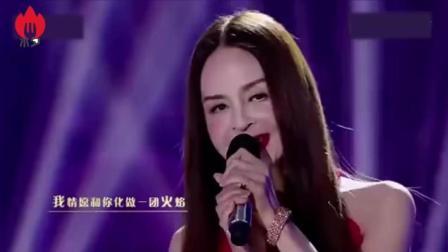 高胜美现场版《千年等一回》回忆赵雅芝版白素贞的美, 唱出白娘子的深情!