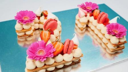 这个方法太好了, 就算手被二哈啃过, 都能做出如此高颜值的蛋糕!