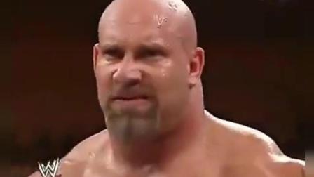 """WWE: 巅峰期高柏不把任何人放在眼里, 布洛克成为他的""""玩具""""!"""