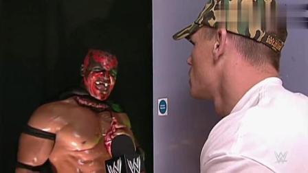 WWE史上6个吓人的摔跤明星, 送葬者垫底, 食虫者真受不了