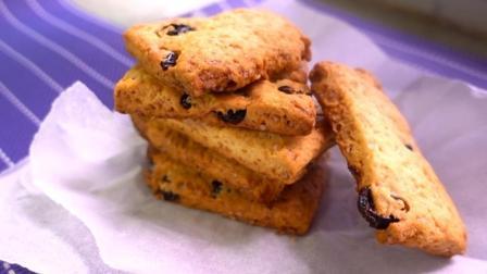 喜欢吃饼干的一定要收藏, 比蒸馒头做法简单多了, 零失败