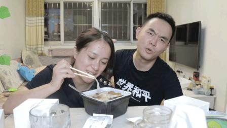"""试吃最清淡的自热火锅""""寿喜锅"""", 麻辣口味吃腻了是不是该换换口味了"""