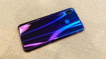 HUAWEI nova 3蓝楹紫版上手: 外观时尚/拍照性能提升