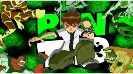 少年骇客最终进化 第二季 少年骇客炮轰小怪 少年骇客动画片中文版