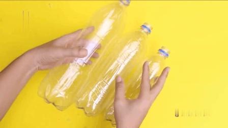 变废为宝! 用完的塑料瓶千万别掉, 27种日常工艺塑料瓶手工制作