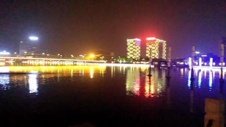 夜景好美, 一起欣赏下扬州美景