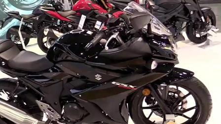 国内售价约3万! 2018 铃木 GSX 250R入门级精品跑车