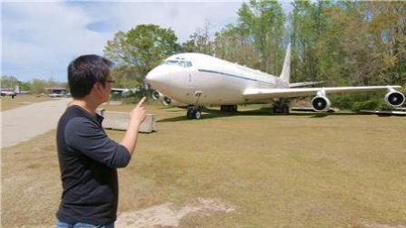 可口可乐的博物馆和美国的空军一号