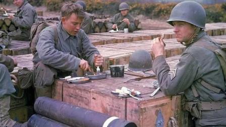 """二战各国伙食对比, 美军一年喝掉10亿瓶可乐, 该国只能吃""""猪食"""""""