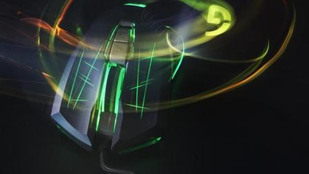 高配低价! 富勒G93PRO游戏鼠标拆解视频