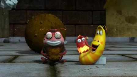 爆笑虫子: 虫子被雷劈了, 变身超能力, 拥有了各种特异功能!