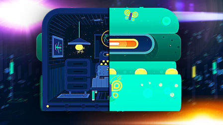 【屌德斯解说】 搞怪的盒子 旅行的青蛙被关在一个神奇机关盒里!