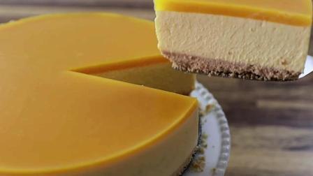 教你如何做免烤芒果芝士蛋糕, 赶快收藏起来吧!