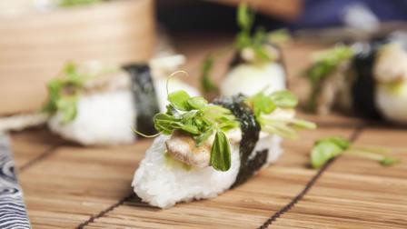 味库美食视频 2018 让你吃上瘾的手握寿司  简单 减脂 这才是正确姿势