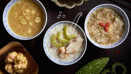 美食台   怎么吃都不长肉, 三伏秘制消夏粥