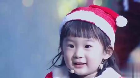3岁小女孩唱日本歌, 还拉着孟非一起唱, 胡言乱语听着太可爱