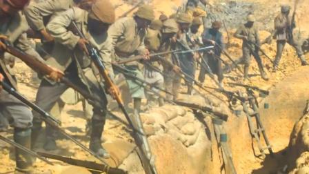 罗素克劳导演处子作, 上来就拍战争片, 还是加里波底大战, 有气魄