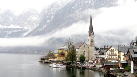 奥地利国王度假圣地 哈尔斯塔特