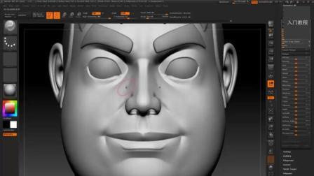 用Zbrush与3dmax创建动画角色模型制作过程详解