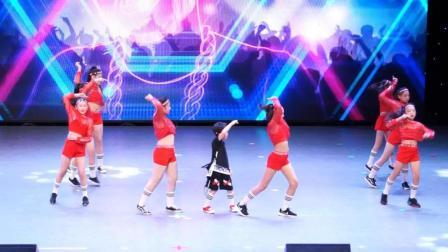 2018年徐州丹晴舞蹈艺术培训学校四周年庆典——《爵士》
