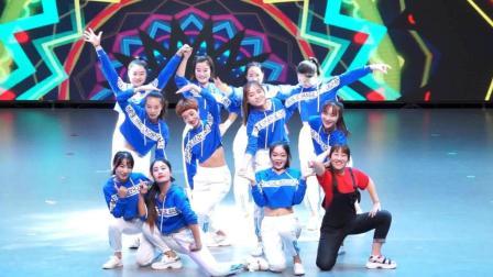 2018年徐州丹晴舞蹈艺术培训学校四周年庆典——《成人抖音》