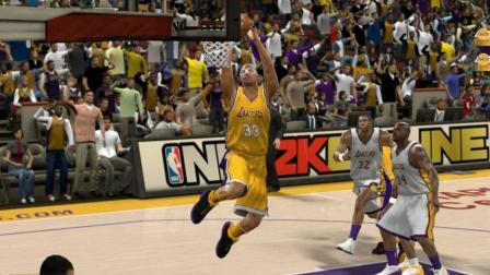 NBA2K Online 每周精彩十佳球 第二百一五期