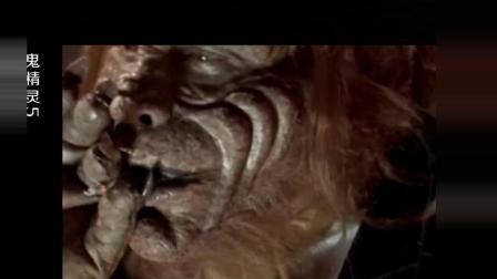 电影: 鬼精灵第一次抽香烟, 男人要金子并扭下男人手指!