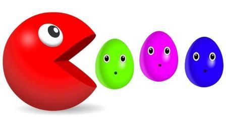 彩色奇趣蛋带来染料球给指尖陀螺染色