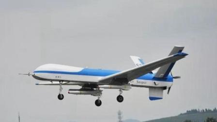 中国新一代察打一体无人机成功试飞, 到底有多牛?