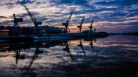"""辽宁舰的""""娘家""""黑海造船厂, 只是苏联第五造船厂, 前四有多牛?"""