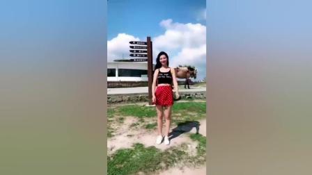 女朋友发来的热舞自拍, 果然没有白疼她!