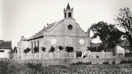 瑞典浸信会在青岛胶州传教珍贵视频1
