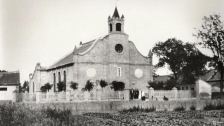 瑞典浸信会在青岛胶州传教珍贵视频2