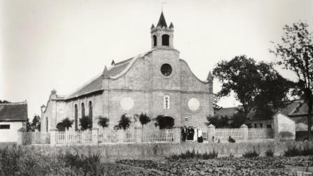 瑞典浸信会在青岛胶州传教珍贵视频3