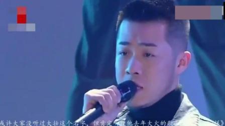 网红大壮参加《中国好声音》, 遭到导师冷落, 只有李健一人转身
