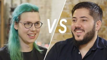 Designing a WebVR game with A-Frame - Designer vs. Developer #18