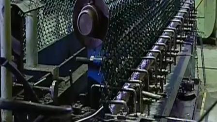 钢丝网护栏如何制造的, 过程好看
