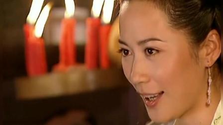 俞飞鸿抚琴, 杨广在一旁的表情太有意思了
