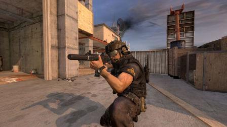 【黑七】CODOL 长枪中的新秀 AAC! 长枪中的MP5SD!