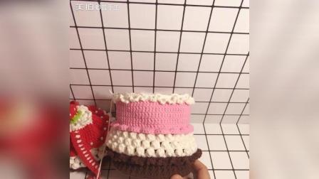 草莓蛋糕束口包教程-14