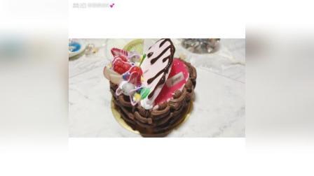 迷你小蛋糕制作法