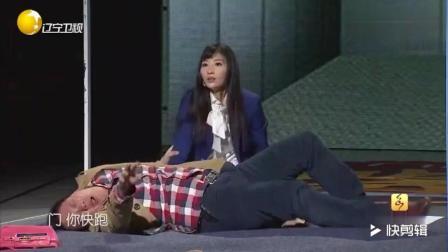 老公自愿当人肉沙包最后保护老婆一次, 真实的演技感动全场