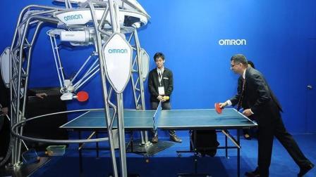 日本用机器人, 当乒乓球老师, 妄想战胜中国乒乓球?