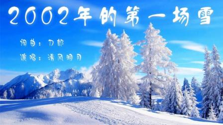 清风明月翻唱《2002年的第一场雪》MV 刀郎经典歌曲