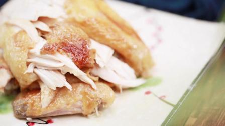 不用一滴水的电饭煲盐焗鸡, 简单快手又美味