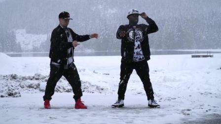 机械舞教学-popping-街舞roll 教学