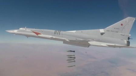 俄罗斯以牙还牙, 战机投射重磅炸弹, 直接将叛军阵地削平
