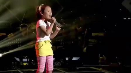 汪峰这首歌又火了, 被7岁小女孩唱太好听了, 淋漓尽致, 太惊艳了